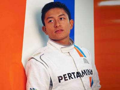 Rio Haryanto Manor Racing Team