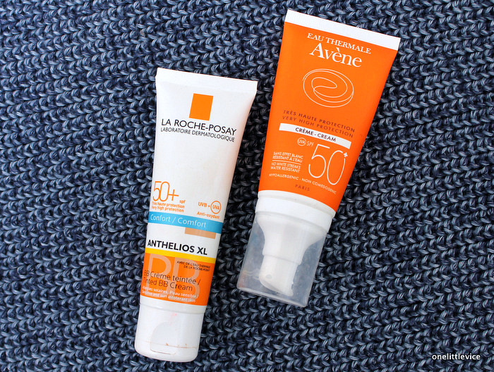 one little vice beauty blog: Summer SPF for Fair skin