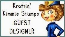 July Guest Designer For