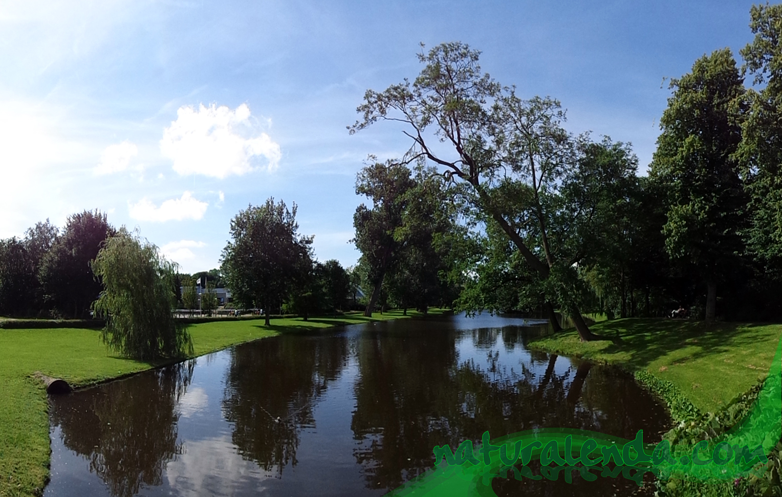 parque en Kampen