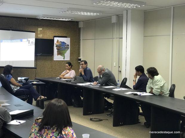 Apac sedia 1ª reunião anual de análise e previsão climática para o setor leste do Nordeste