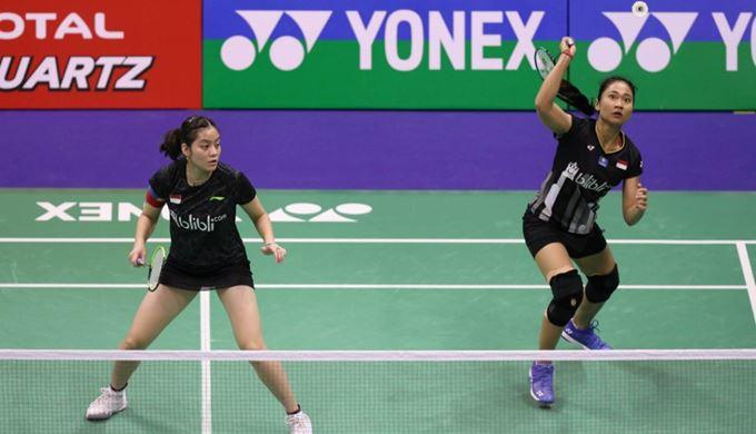 Tania Oktaviani Kusumah - Ni Ketut Mahadewai Istirani Indonesia Masters 2020