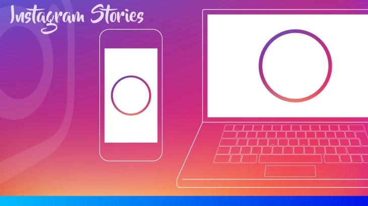 Cara Membuat Background Berwarna Tambah Musik di Stores Instagram