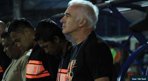 Tinggalkan Arema, Mario Gomez Kembali Jadi Pelatih Borneo FC