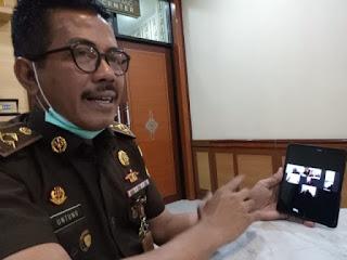 Badiklat Pakai Aplikasi Online Pantau Pegawai Bekerja Dirumah, Terkait Covid19