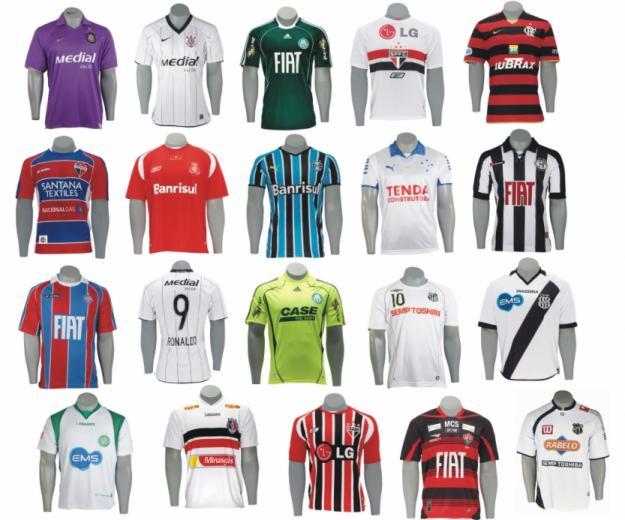 4b217efa27 Qual é o seu Desejo    Camisas de Times Nacionais e Internacionais e ...