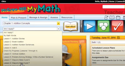 My Math | How To Teach With E-Book In My Math | My Mathlab