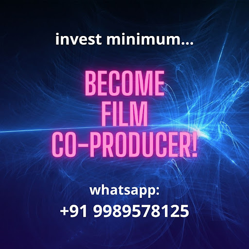 BECOME FILM CO-PRODUCER!