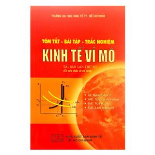 Tóm Tắt - Bài Tập - Trắc Nghiệm Kinh Tế Vĩ Mô ebook PDF-EPUB-AWZ3-PRC-MOBI