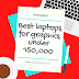 Best laptops for graphics under 150,000 Naira on Jumia