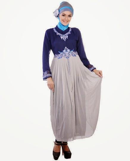 Kumpulan model busana muslim wanita terbaru
