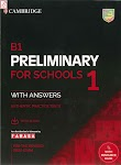 B1 Preliminary For Schools 1 For The Revised 2020 Exam (PDF+CD)
