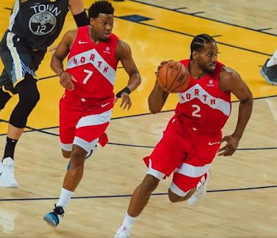 Toronto Raptors NBA şampiyonu