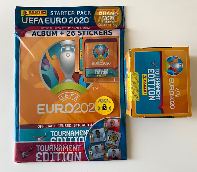 Euro 2020 Panini Tournament Edition