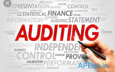 Some information and clarification on the issues related to the audit