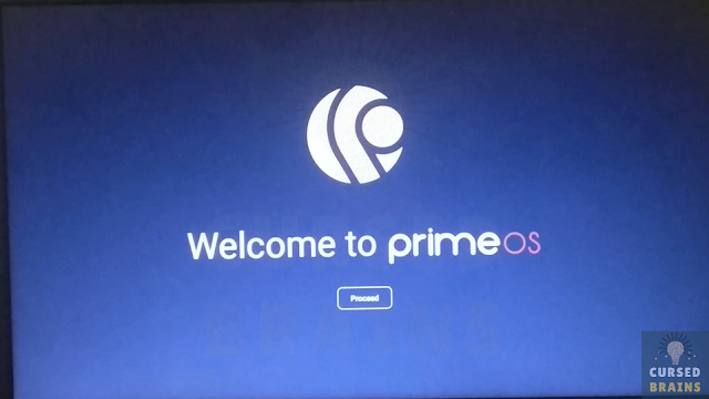 How To Install Prime OS boot into Prime OS