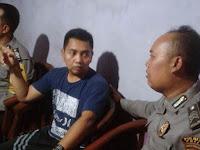 Haryanto,Kanit Reskrim Gadungan Dibekuk Polisi