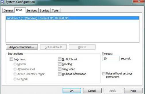Cara-cara Mempercepat Booting OS Windows