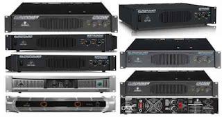 Harga Power Amplifier Build Up