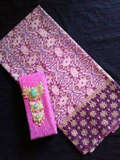 berapa harga kain batik prada embos untuk reseller