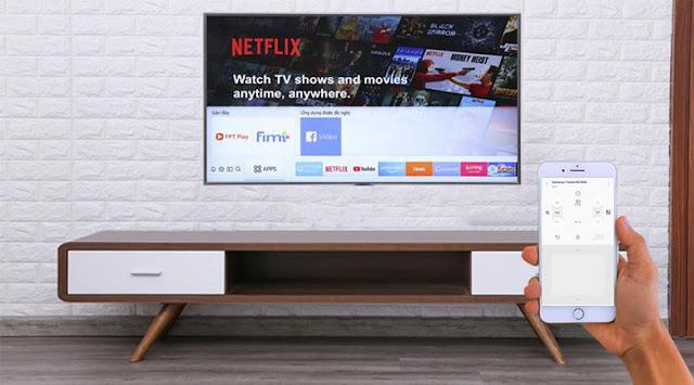 Smart Tivi Samsung 4K 50 inch UA50NU7400KXXV