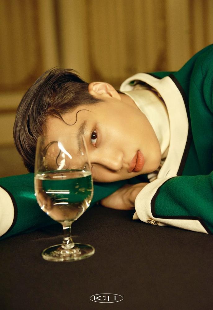 EXO's Kai Releases Teaser Photos and Song Trailer on Solo Debut Album