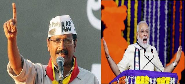 2019 चुनाव पर दिल्ली का सर्वे: 4 सीटों पर AAP की जीत पक्की, 3 पर आप-बीजेपी में कड़ा मुकाबला