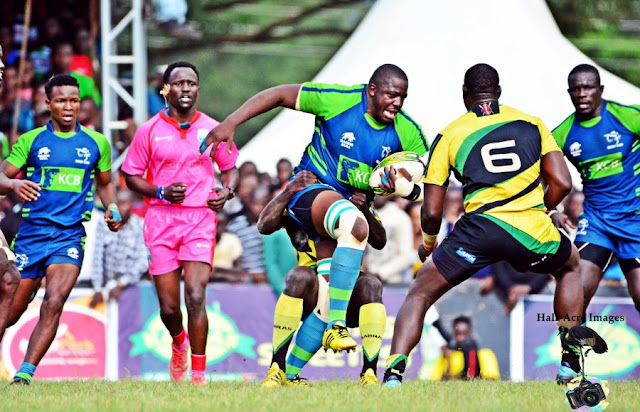 Kenya Cup Final tomorrow live at K24 Tv as the only channel showing in Kenya.