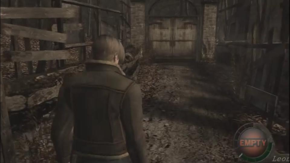 ppsspp Resident Evil 4 game