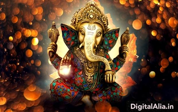 cute photos of lord ganpati