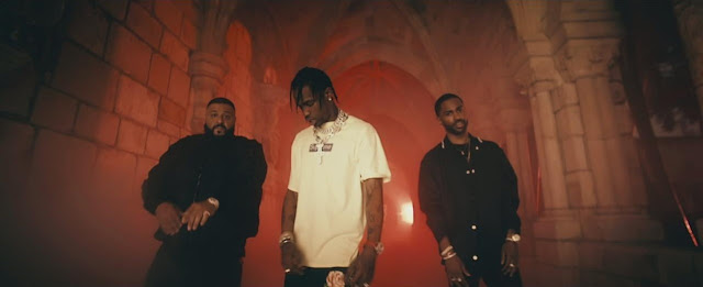"DJ Khaled Premieres ""On Everything"" Video ft. Travis Scott, Rick Ross, Big Sean"