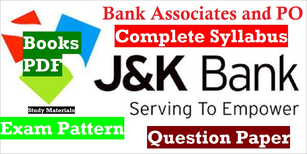Bank Exam Study Materials Pdf