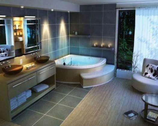 ديكور حمام - مغسل - مسبح منزلي