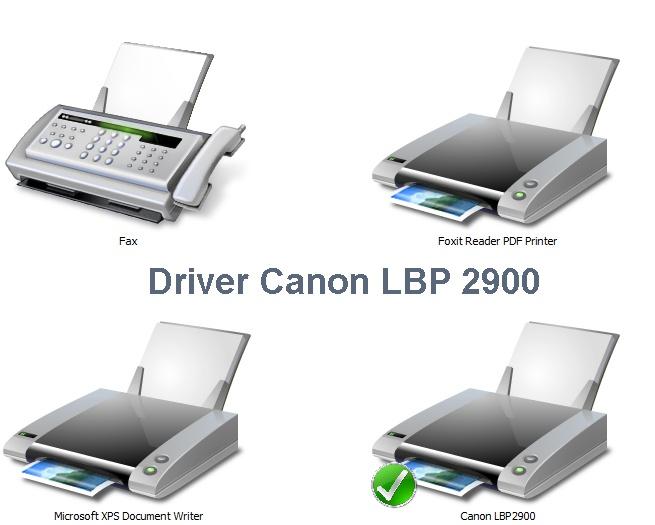Download Driver Máy In Canon LBP 2900 Về PC Win 7/8/10 32bit, 64bit a