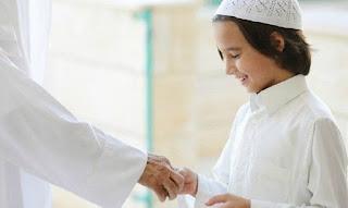 persiapan keuangan baju lebaran anak