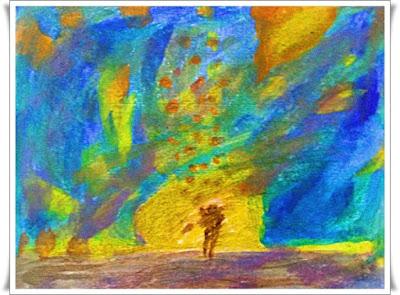 abstract Art - Painting - non-figurative  Art