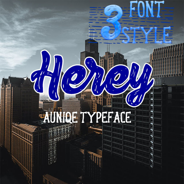 fonts style