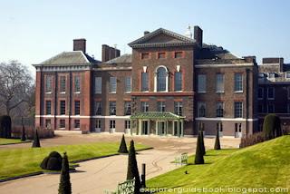 Istana Kensington palace inggris