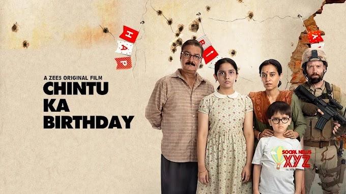 Chintu Ka Birthday (2020) ZEE 5 Movie Download