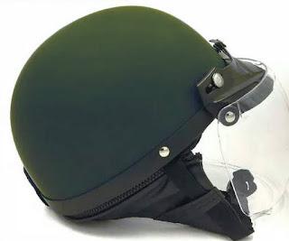 Apakah Helm Chips Ditilang? Faktanya Mengejutkan !