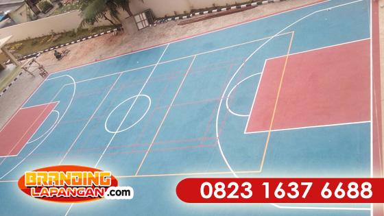 Harga Pengecatan Lapangan Badminton Wilayah Bekasi