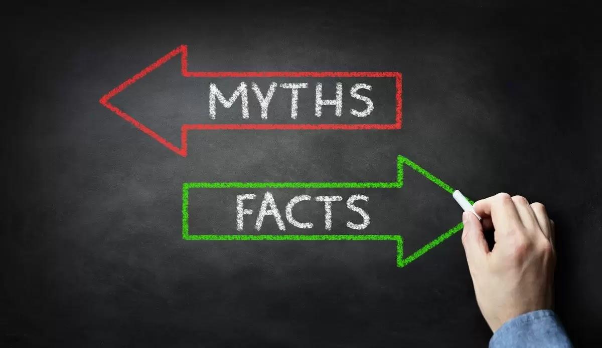 A Diferença Entre Fatos e Mitos