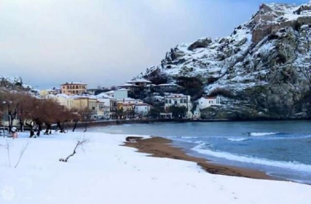 ελλαδα, νεα τωρα, ελληνικα νεα τωρα, ειδησεισ, χιονια, ωκεανισ