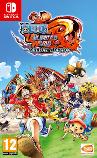One Piece Unlimited World Red Deluxe Edition Switch XCI NSP