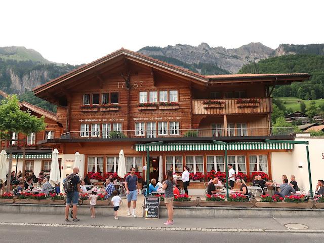 Brienz Suiza