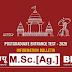 M.Sc. Agriculture Admission BHU-2020-21