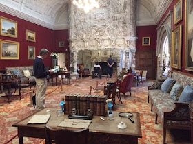 Cragside Drawing Room