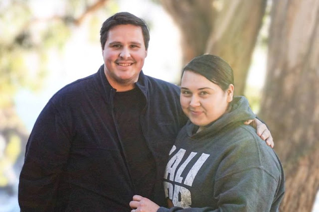 Супруги похудели вместе на 195 кг и благодаря этому стали родителями спустя 7 лет неудачных попыток