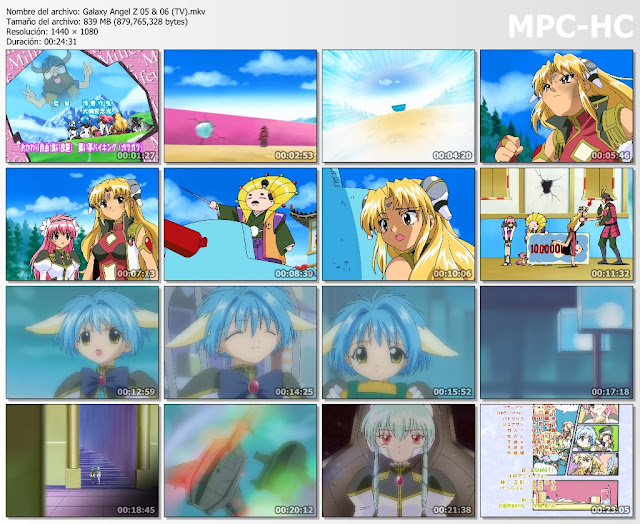 Galaxy%2BAngel%2BZ%2B05%2B%2526%2B06%2B%2528TV%2529 - Galaxy Angel Z (TV) [DVDrip] [Dual] [2002] [9/9] [957 MB] - Anime no Ligero [Descargas]