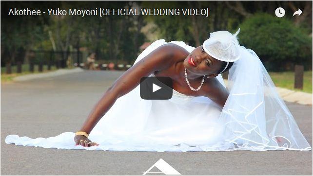 Akothee - Yuko Moyoni (Official Music Video)
